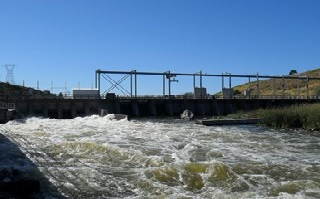 Waterway Dams and Locks